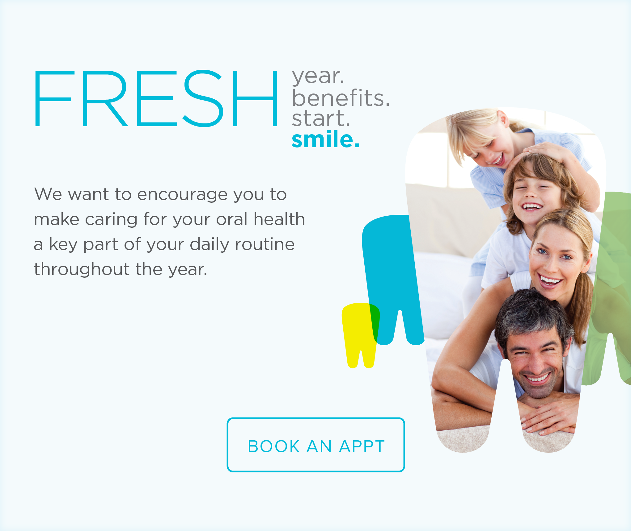 Petaluma Modern Dentistry - Make the Most of Your Benefits